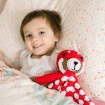 Red Panda Lovey Crochet Pattern