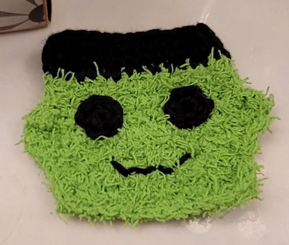 Frankenstein scrubby